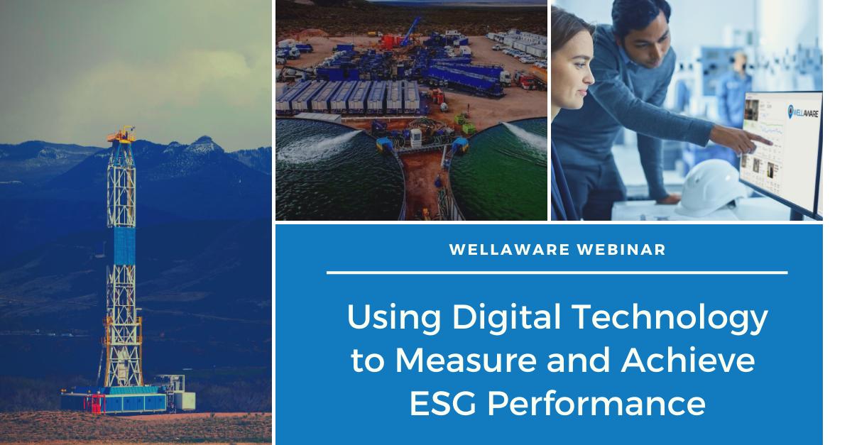 ESG Technology Webinar WellAware no dates